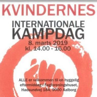 Thumbnail for Kvindernes Internationale kampdag